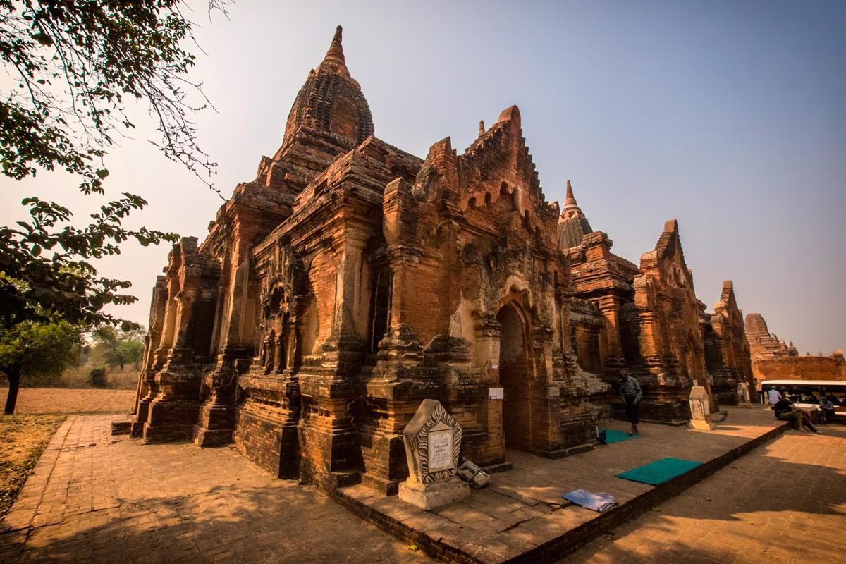 Cycling-Bagan-Paya Thone Zu