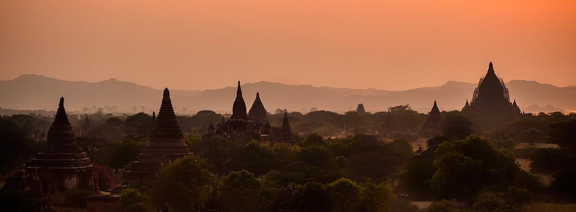 Cycling Burma