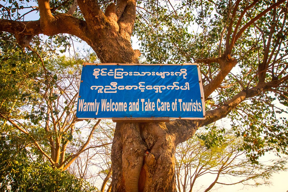 Interesting facts about Myanmar tourists welcome