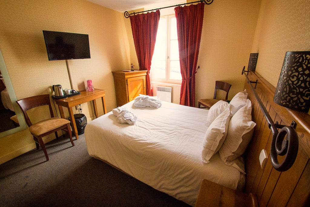 our Mont Saint-Michel  hotel