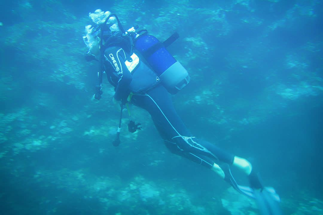 Diving at Blue Bay Mauritius-3