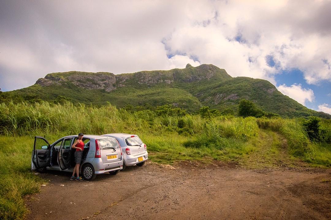 Hiking Le Pouce in Mauritius-1