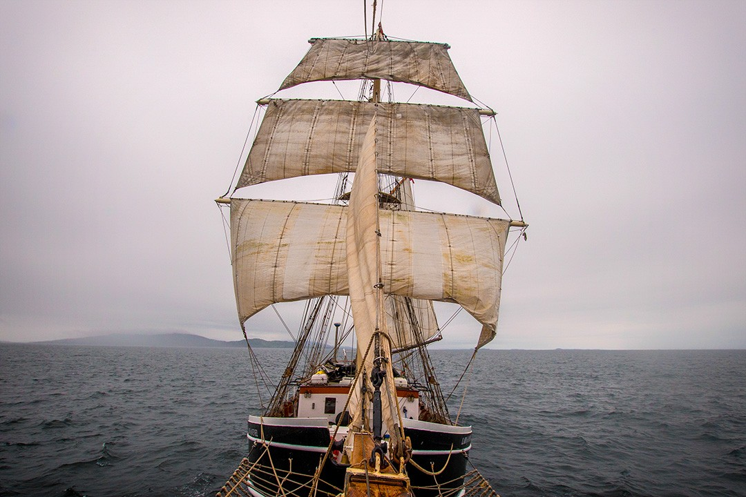 Tall ship sailing adventures Scotland 12