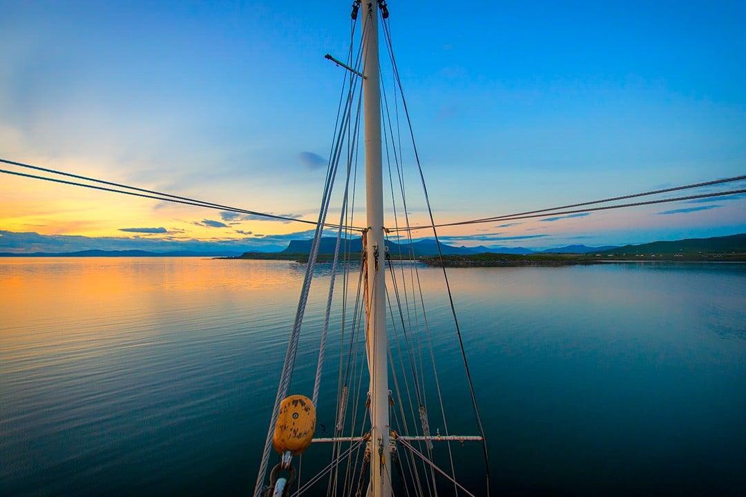 Tall ship sailing adventures Scotland 13