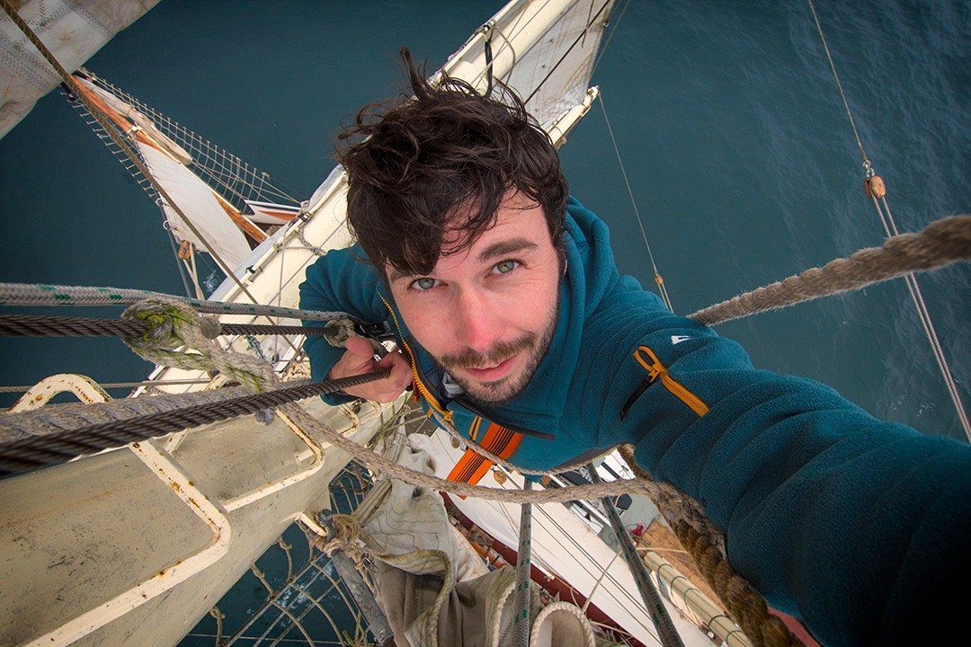 Tall ship sailing adventures Scotland 17
