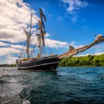 Tall ship sailing adventures Scotland 2