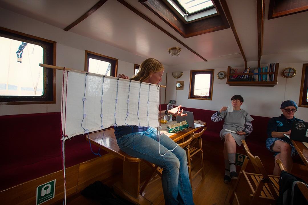Tall ship sailing adventures Scotland essentials15