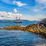 Tall ship sailing adventures off the west coast of Scotland
