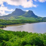 hiking in mauritius-Lion-Mountain