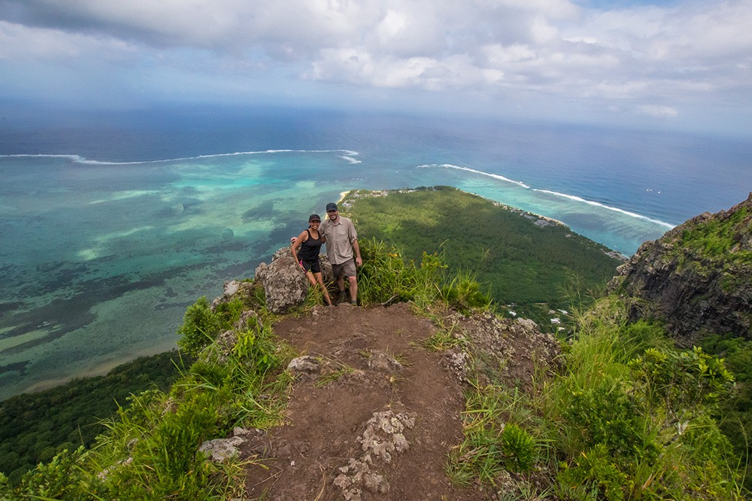 Hiking Le Morne Brabant in Mauritius: a guide