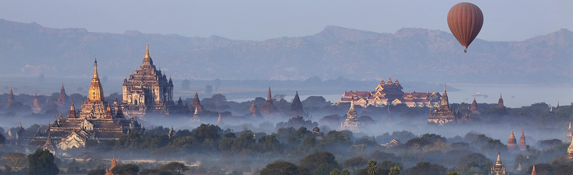 Best time to visit Myanmar