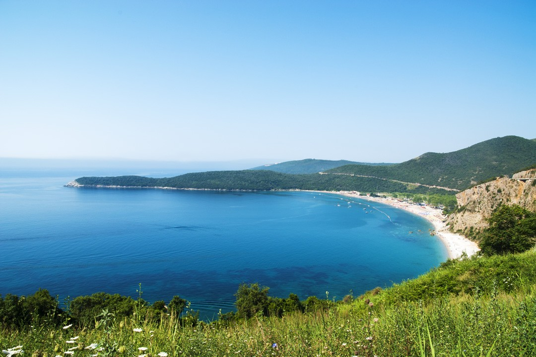Interesting facts about Montenegro: 117 beaches