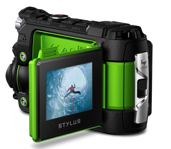 Olympus toughcam gift for travellers