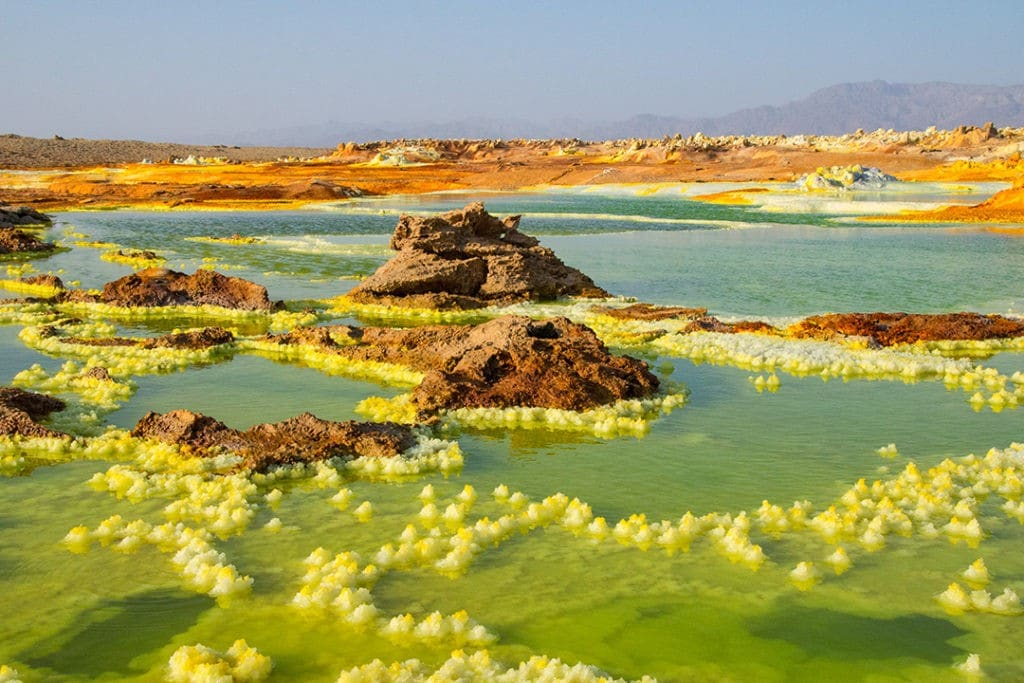 interesting facts about Ethiopia dallol
