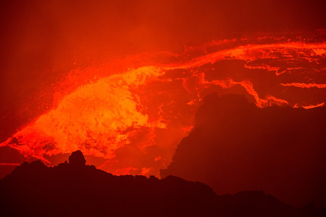 interesting facts about Ethiopia erta ale volcano