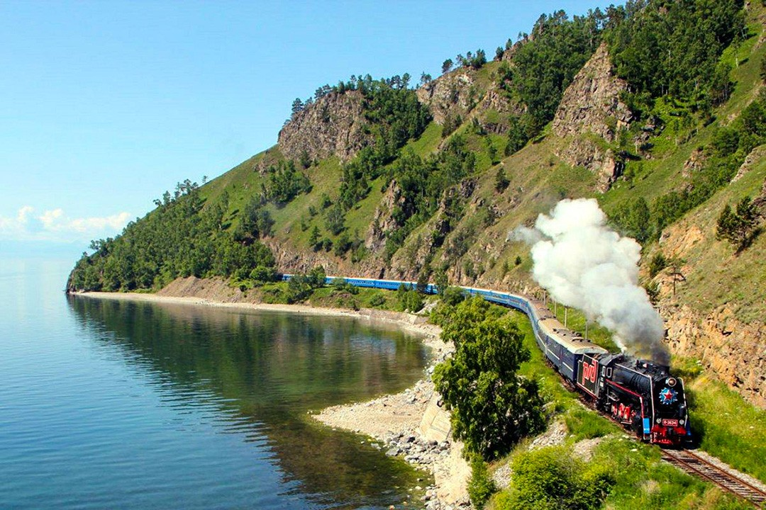 The Trans-Siberian in Russia