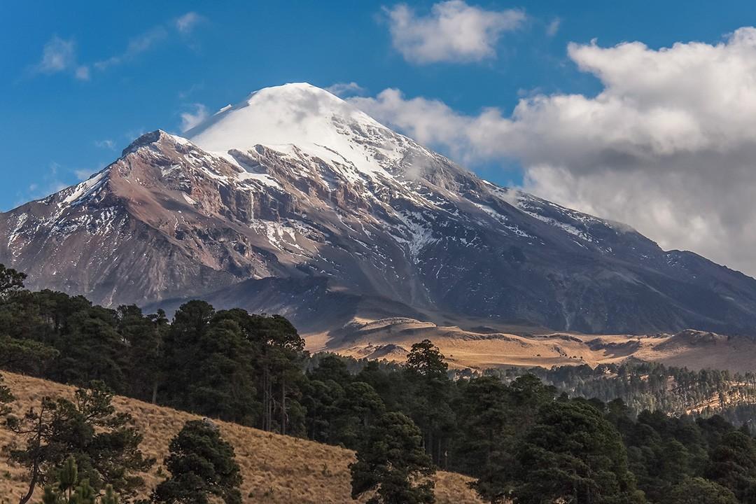 volcanic seven summits Pico de Orizaba 2