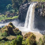 In search of the source: visiting the Blue Nile Falls