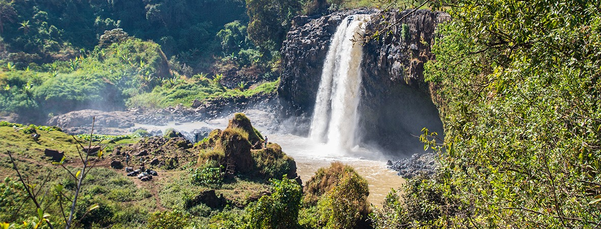 Blue Nile Falls Ethiopia featimg