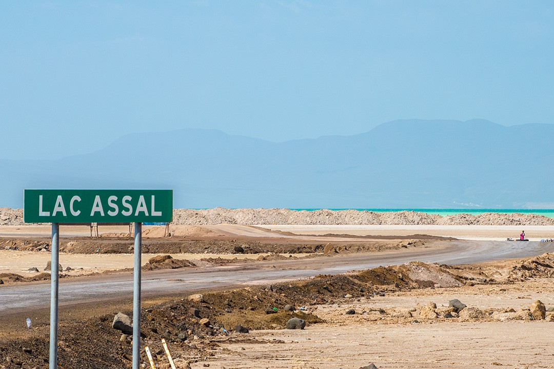 Lac assign sign in Djibouti