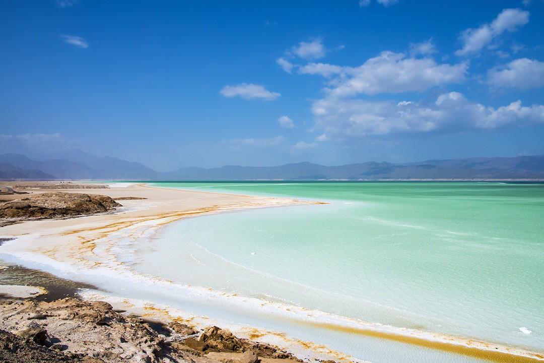 interesting facts about Djibouti Lac Assal