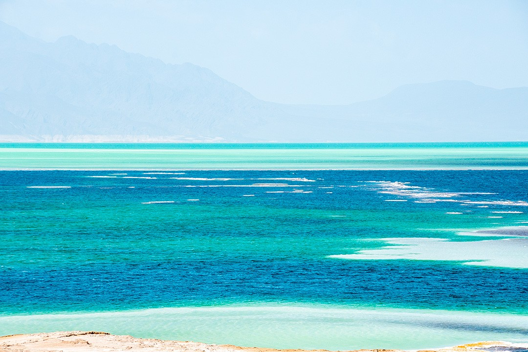 another shot of Lac Assal in Djibouti