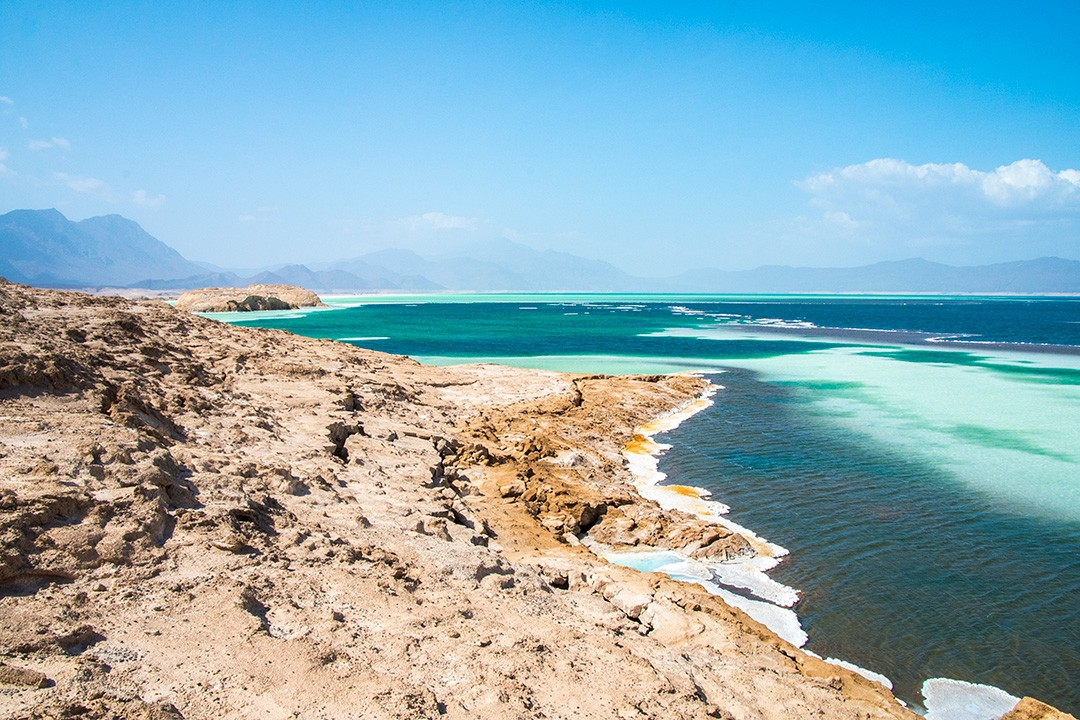 Lac Assal is better than the Dead Sea