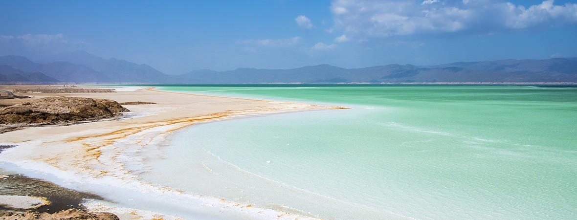 Lac Assal in Djibouti featimg