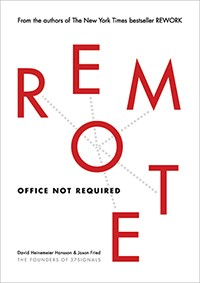 remote work book