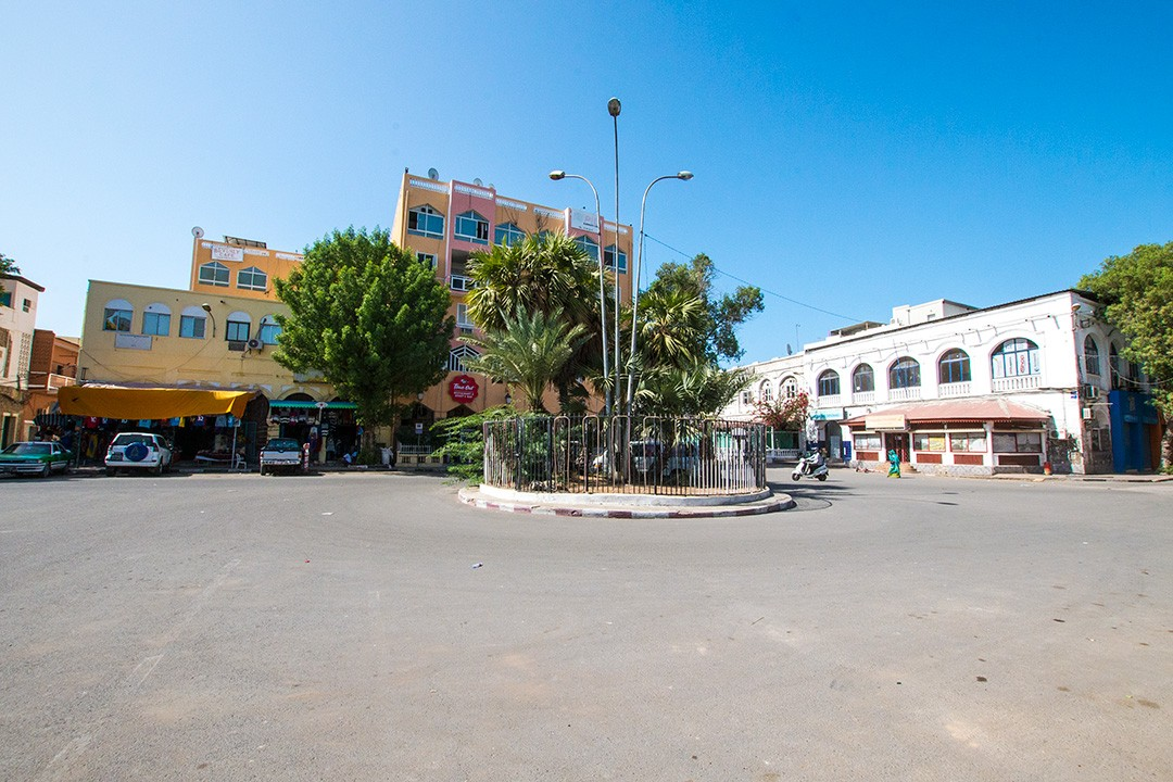 Things to do in Djibouti City Place Ménélik