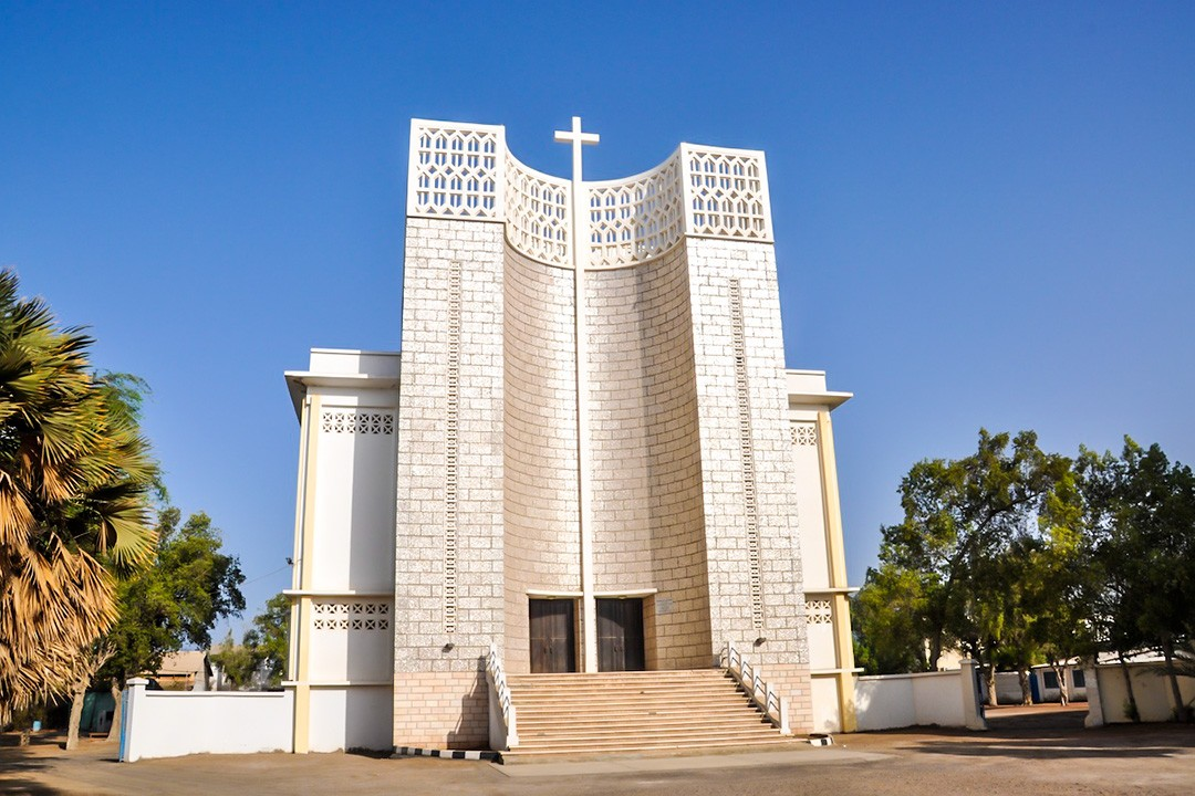 Things to do in Djibouti City cathedral