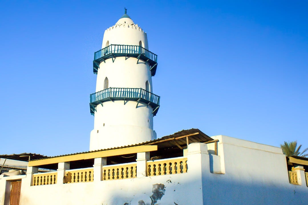 Things to do in Djibouti City mosque