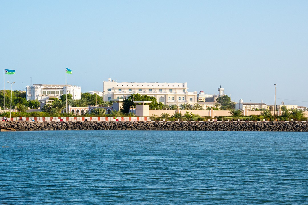 Things to do in Djibouti City presidential palace