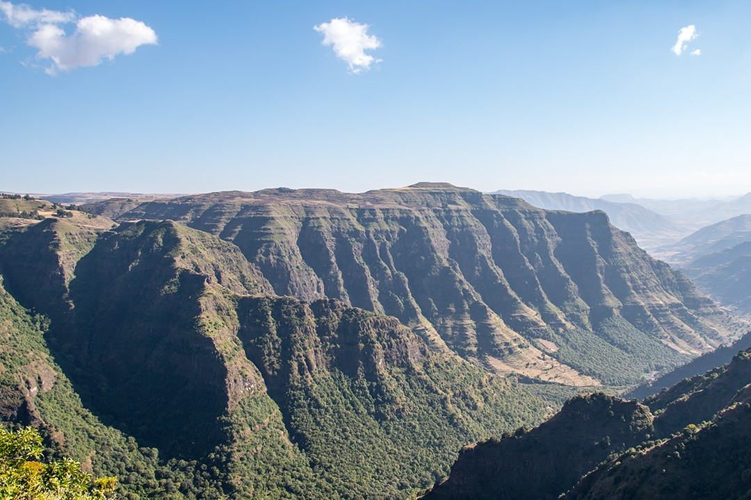 Simien Mountains National Park: trekking Africa's Grand Canyon