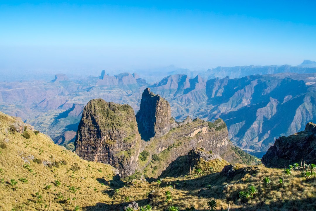 interesting facts about Ethiopia simien mountains
