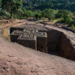 rock-hewn churches of Lalibela Ethiopia 12