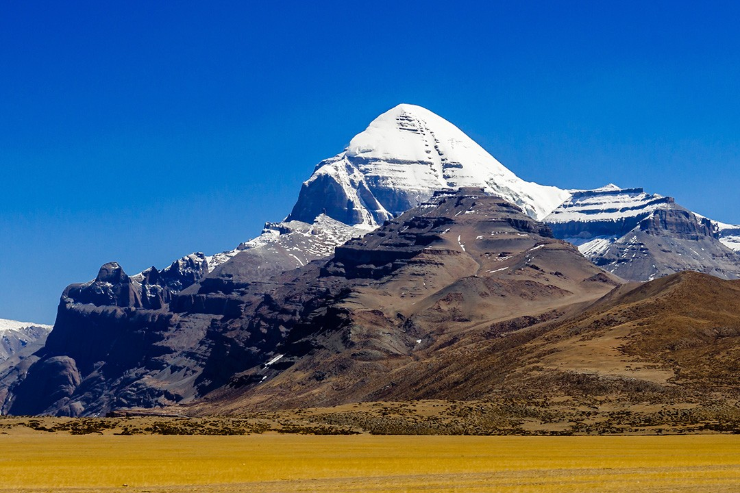 unclimbed mountains Mount Kailash