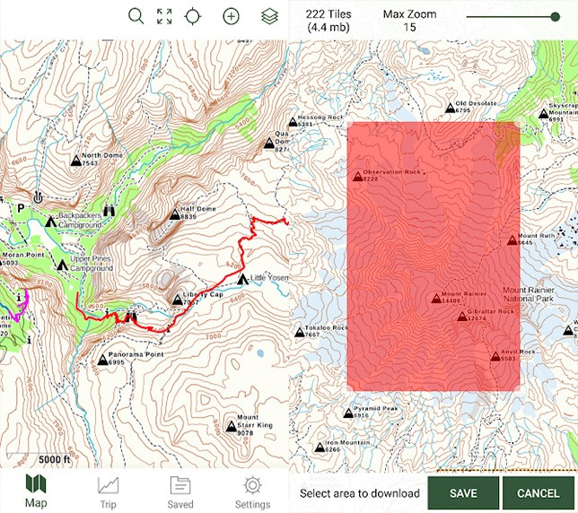 15 best hiking apps atlas boots best hiking apps gaia gps gumiabroncs Choice Image