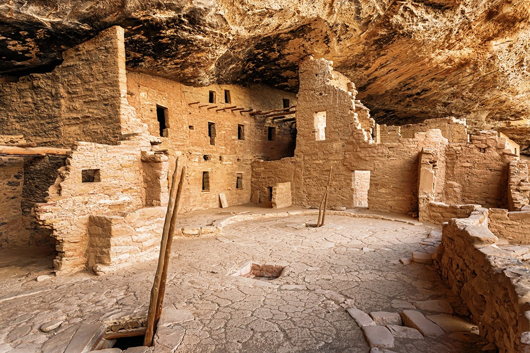 Original world heritage sites MESA VERDE
