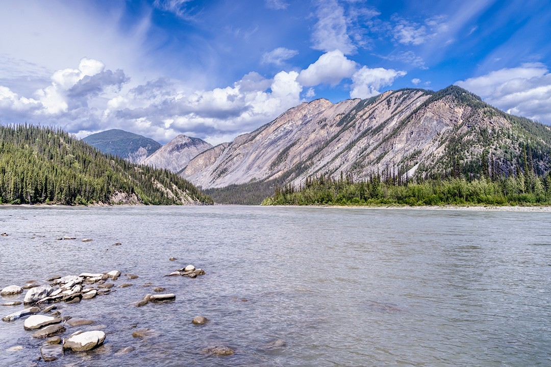 Original world heritage sites NAHANNI