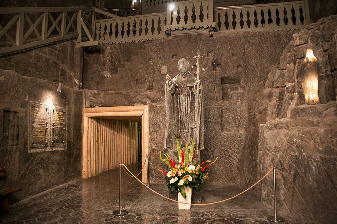 Original world heritage sites WIELICZKA AND BOCHNIA ROYAL SALT MINE