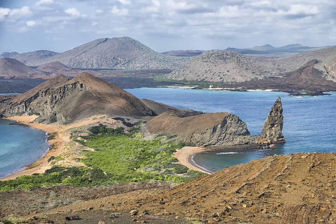 Original world heritage sites galapagos