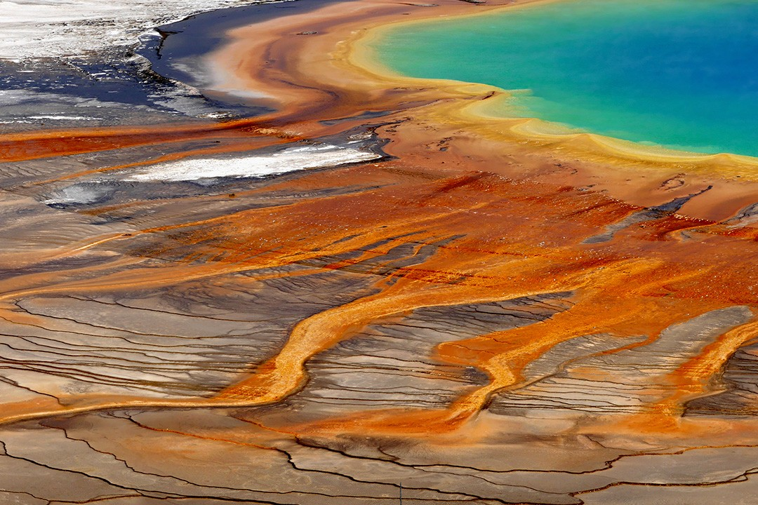 Original world heritage sites yellowstone