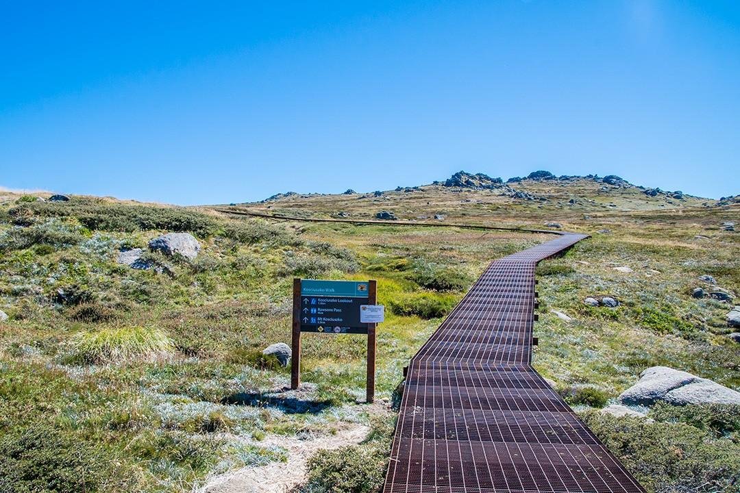 Climbing Mount Kosciuszko Australia 6