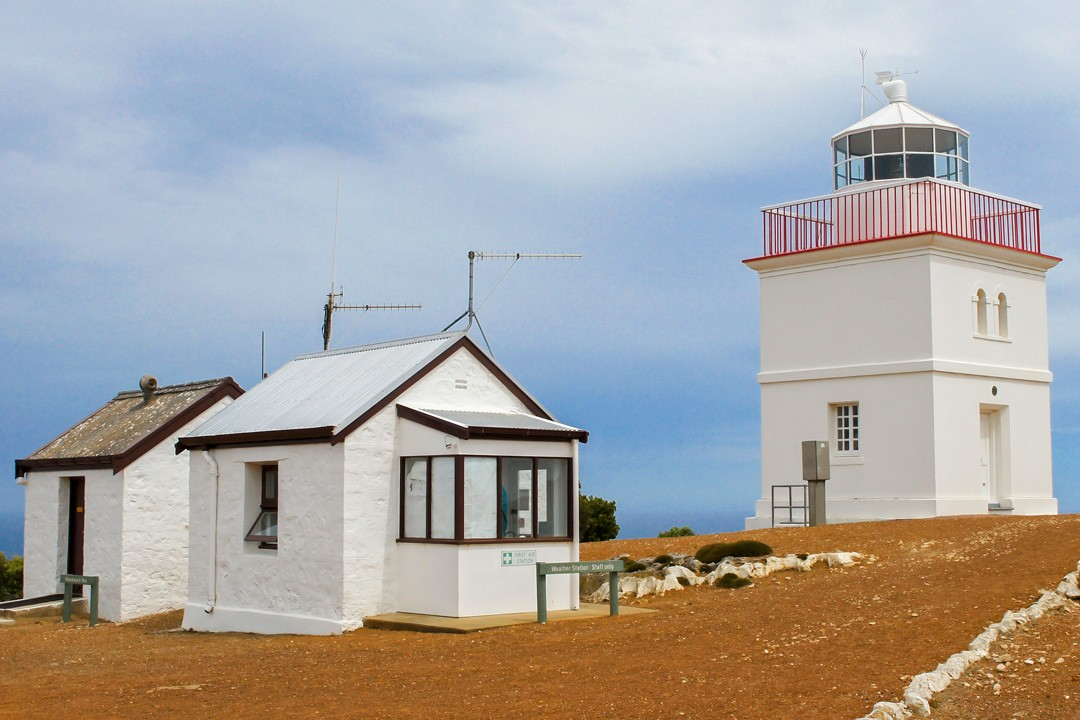 Flinders Chase National Park cape borda lighthouse