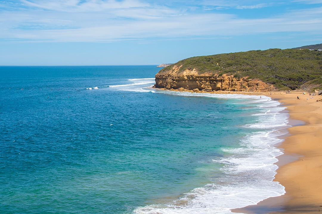 Great Ocean Road attractions Bells Beach Torquay