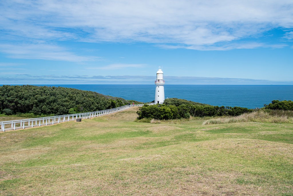 Great Ocean Road attractions Cape Otway