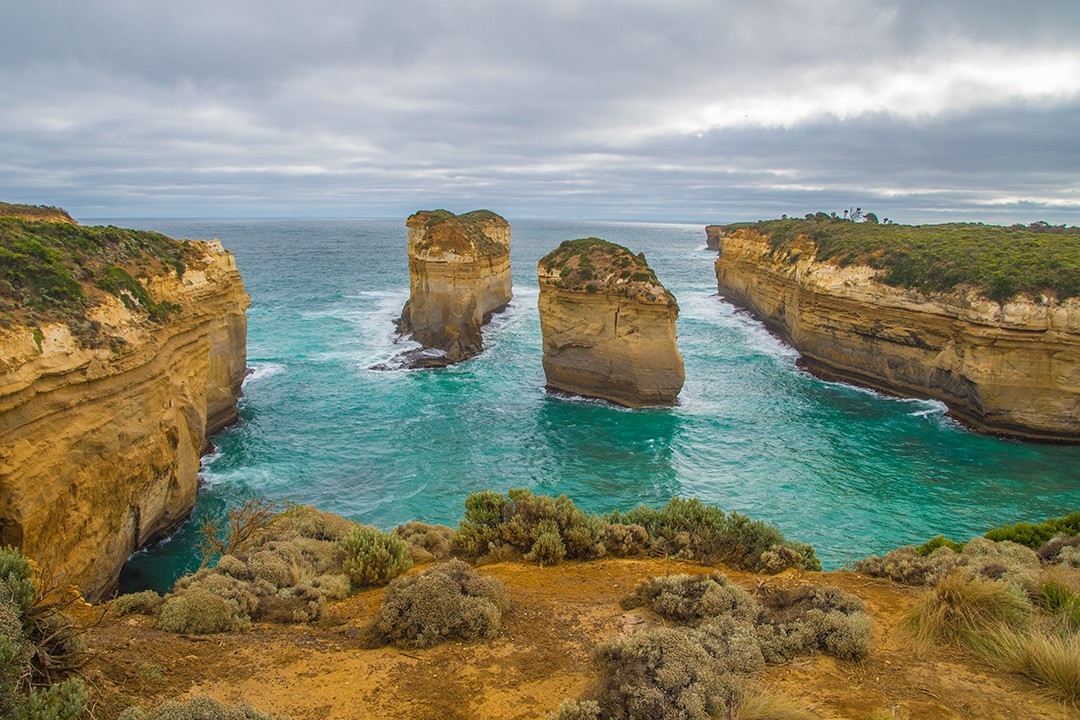 Great Ocean Road attractions Loch Ard Gorge