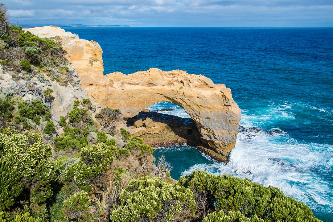 Great Ocean Road attractions The Arch