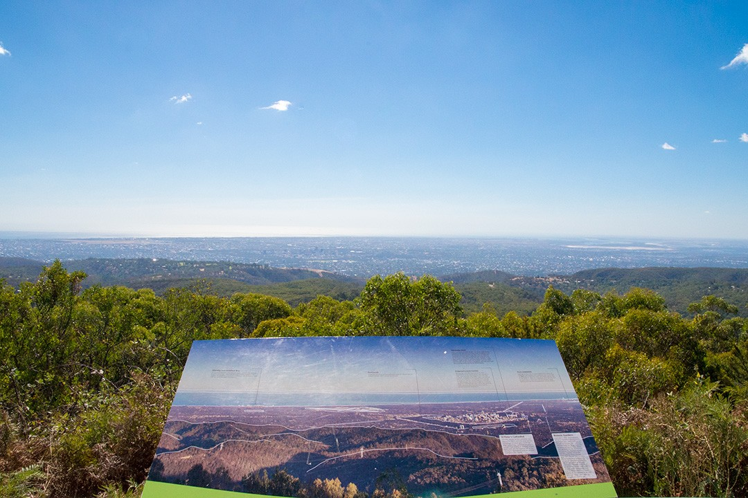 Mount Lofty walking trails 11